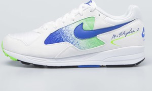 Sneakers Buty Nike Air Skylon II white / hyper royal-green strike (AO1551-107)