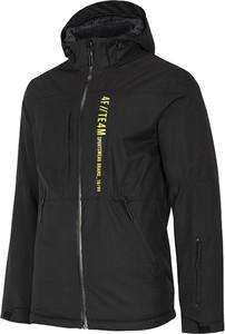 Czarna kurtka 4F krótka