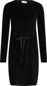 Sukienka Calvin Klein mini w stylu casual z okrągłym dekoltem