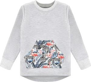 Bluzka dziecięca Ekoubranka z bawełny