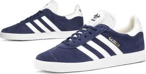 Trampki Adidas niskie w sportowym stylu gazelle