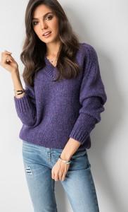 Sweter Cocomore w stylu casual z wełny