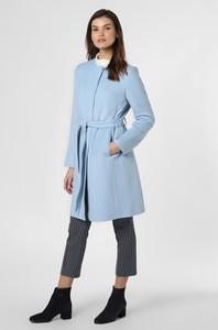 Niebieski płaszcz Ralph Lauren w stylu casual