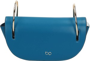 Niebieska torebka NOBO średnia na ramię