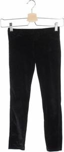 Czarne legginsy dziecięce Boboli