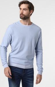 Niebieski sweter Nils Sundström