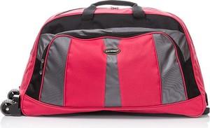 Czerwona torba podróżna Bag Street