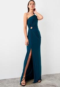 Sukienka Trendyol maxi asymetryczna
