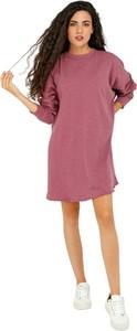 Różowa sukienka American Vintage