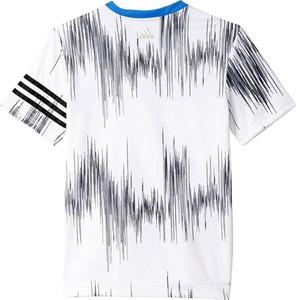 Koszulka dziecięca Adidas Performance z tkaniny