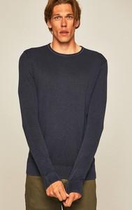 Granatowy sweter Medicine