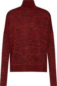 Czerwony sweter Rag & Bone w stylu casual