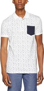 Koszulka polo amazon.de z krótkim rękawem