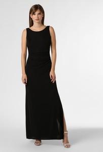 Czarna sukienka Ambiance maxi