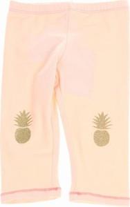 Różowe legginsy dziecięce Billieblush