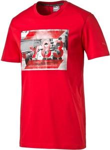 T-shirt Puma w młodzieżowym stylu
