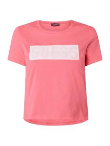 T-shirt Guess z bawełny
