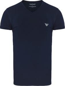 T-shirt Armani Jeans z krótkim rękawem z bawełny