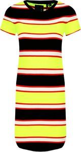 Sukienka Superdry z krótkim rękawem mini