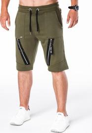 94be922cc698ea krótkie spodenki męskie dresowe - stylowo i modnie z Allani