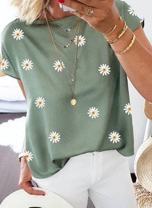 Zielona bluzka Cikelly