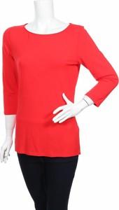 Czerwona bluzka Hugo Boss