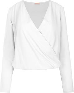 Bluzka Makover z dekoltem w kształcie litery v