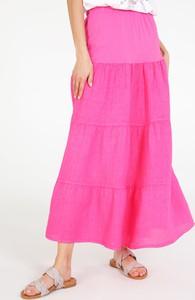Różowa spódnica Unisono