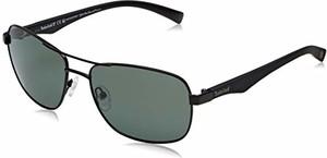 amazon.de Timberland TB9136 02R 59, oprawki okularów dla dorosłych, uniseks, czarne (Nero Opaco\\Verde Polar)