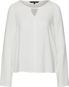 Bluzka Vero Moda z długim rękawem w stylu casual z dekoltem w kształcie litery v