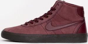 WMNS Nike SB Bruin Hi PRM Burgundy Crush Burgundy Crush