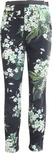 Czarne spodnie Dolce & Gabbana Vintage