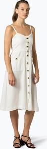 Sukienka Vila szmizjerka na ramiączkach