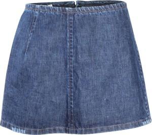 Niebieska spódnica Miu Miu w stylu casual mini