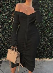 Sukienka Cikelly ołówkowa midi