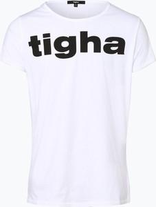 T-shirt Tigha w młodzieżowym stylu z dżerseju