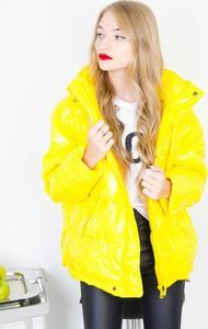Żółta kurtka Olika