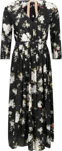Sukienka N21 z długim rękawem midi