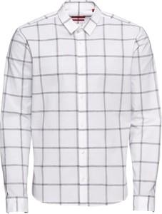 Koszula Hugo Boss z klasycznym kołnierzykiem w stylu casual