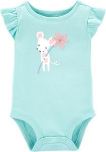 Niebieskie body niemowlęce OshKosh