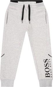 Spodnie dziecięce Hugo Boss