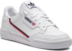 711c5a6390efb Buty sportowe Adidas ze skóry