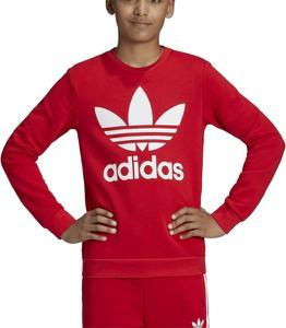 Bluza dziecięca Adidas z bawełny