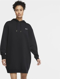 Sukienka Nike z plaru mini z długim rękawem