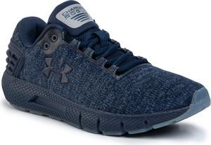 Niebieskie buty sportowe Under Armour sznurowane