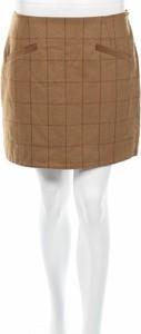 Brązowa spódnica Joules