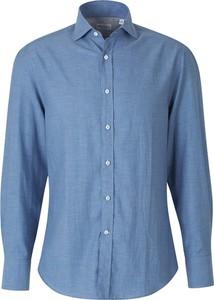 Koszula Brunello Cucinelli z bawełny z długim rękawem