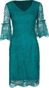 Sukienka VISSAVI mini w stylu casual