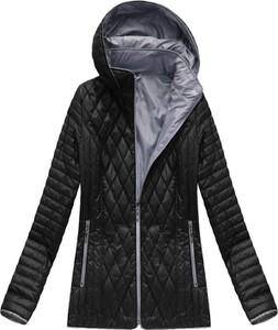 97d4c8a96aa19 kurtki wiosenne damskie czarne - stylowo i modnie z Allani