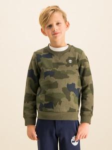 Brązowa bluza dziecięca Timberland